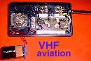 Récepteur VHF aviation